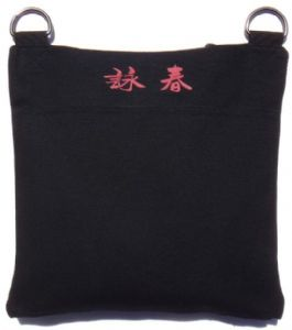 Everything Wing Chun - Ultimate Wall Bag - Single Section - Canvas double sided